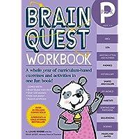 Brain Quest Workbook: Pre-K (Paperback)