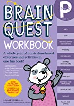 Brain Quest Workbook: Pre-K