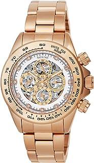 [ゾンネ]SONNE 腕時計 S159 SERIES ホワイト文字盤 自動巻 S159PGW メンズ