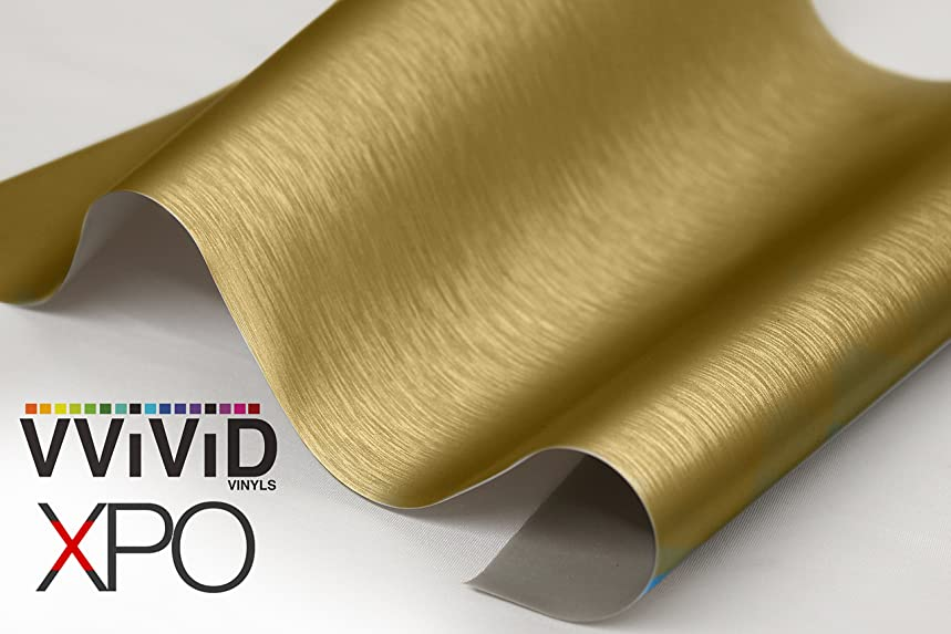 VViViD Anodized Brushed Steel Textured Adhesive Craft 12