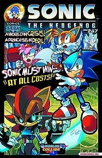 Sonic the Hedgehog, No. 247