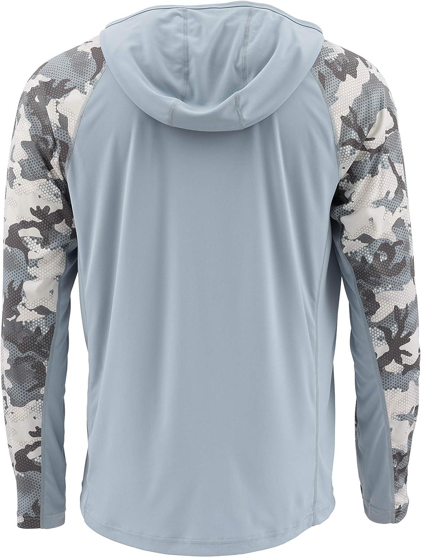 Shirt Simms Solarflex UPF 50 Long Sleeve