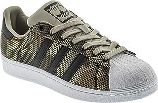 abae53b3b1 adidas Superstar, Chaussures de Fitness Homme, Multicolore  (Sésamo/Negbás/Ftwbla 000