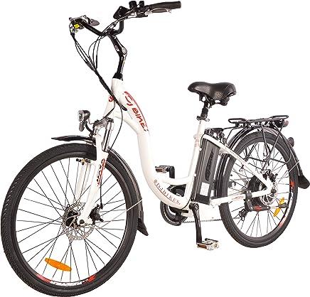 13a5d43a6c7 DJ City Bike 750W 48V 13Ah Step-Thru Power Electric Bicycle, UL 2849,