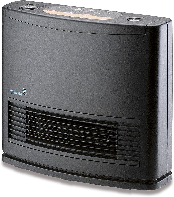 Ven a elegir tu propio estilo deportivo. Plein Air Vulcano Umidifier - Calefactor (230 V, 50 50 50 Hz, 400 mm, 4.3 kg, 155 mm) Negro  autorización oficial