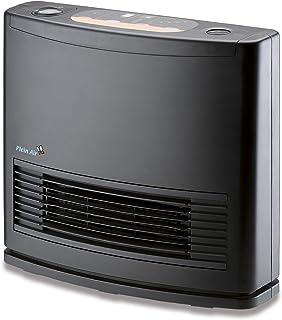 Plein Air Vulcano Umidifier - Calefactor (230 V, 50 Hz, 400 mm, 4.3 kg, 155 mm) Negro