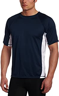 Men's Cb Rashguard UPF 50+ Swim Shirt (Regular & Extended Sizes)