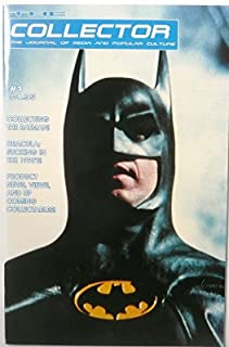 The Collector Issue #1 (Batman and Dracula) (The Journal of Media and Popular Culture)