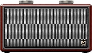 Matata MTMI17L 2.1 Channel Retro Style Integrated Speaker True 40 Watt, LED Display, Multi Connectivity - Wireless Bluetoo...