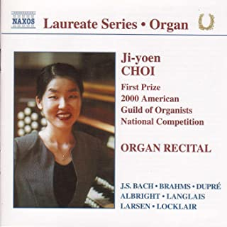Organ Recital: Ji-yoen Choi
