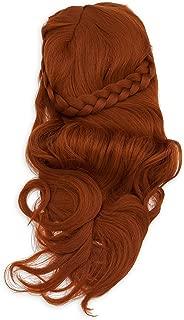 Anna Costume Wig for Girls – Frozen II Brown