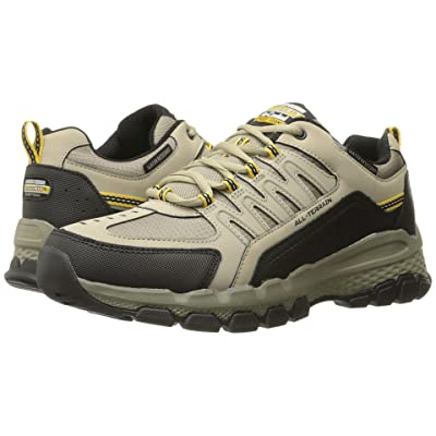 SKECHERS Outland 2.0 Rip Staver (Taupe/Black) Men