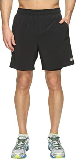 New Balance - Woven 2-in-1 Shorts