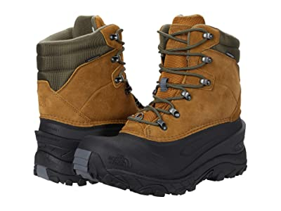 The North Face Chilkat IV (Utility Brown/New Taupe Green) Men