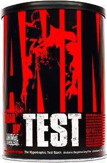 Animal Test – Testosterone Booster For Men – Arachidonic Acid, Yohimbe Bark, Trans Resveratrol, Cissus Quadrangularis – Co...