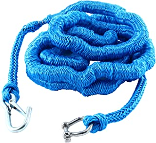 Amarine-made 2500Lbs Anchor Bungee Anchor Buddy, Stretches from 15' - 50'