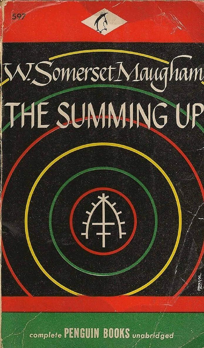 器用十二外交The Summing Up (English Edition)