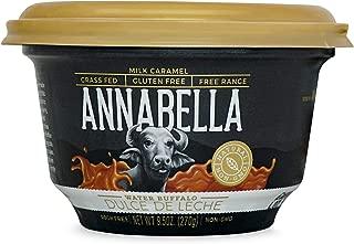 Annabella Water Buffalo Dulce De Leche A2/A2 Milk, Gluten Free, Non GMO / 9.5 oz