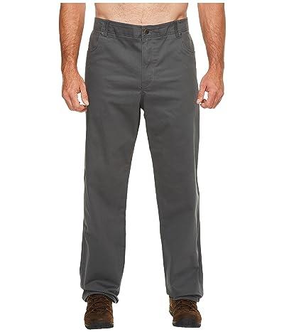 Columbia Big Tall Pilot Peak Five-Pocket Pants (Grill) Men