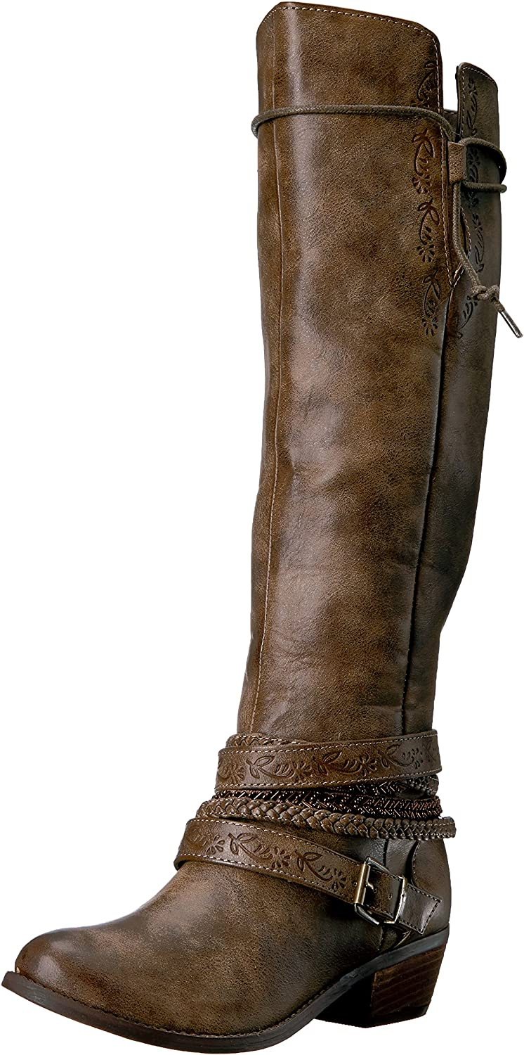Not Rated Womens Jurupa Riding Boot