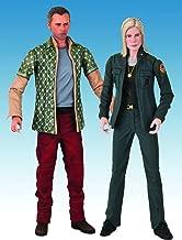 Battlestar Galactica: Leoben & Starbuck Action Figure Two-Pack