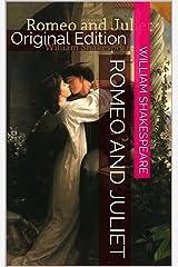 Romeo and Juliet: Original Edition (1597 Edition) (English Edition) eBook Kindle