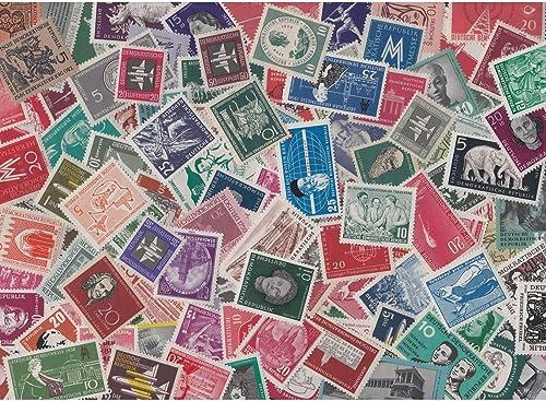 Goldhahn DDR 50er-Jahre postfrisch  Komplettausgaben Briefmarken für Sammler