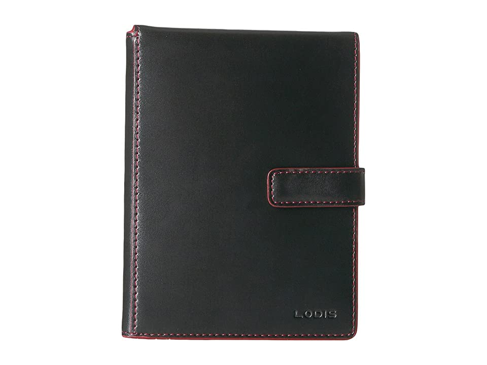 Lodis Accessories - Lodis Accessories Audrey RFID Flip Ticket/Passport Wallet