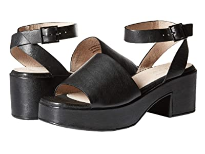Seychelles Calming Influence (Black Leather) Women