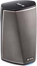 Denon HEOS 1 HS2 New Hi-Res Audio, Compact, Portable Wireless Bluetooth Speaker with Amazing Sound (Updated Version), Black, works with Alexa