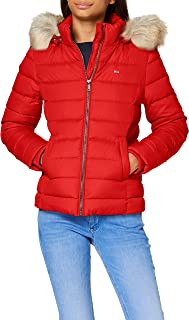 Tommy Hilfiger Tjw Basic Hooded Down Jacket Giacca Donna