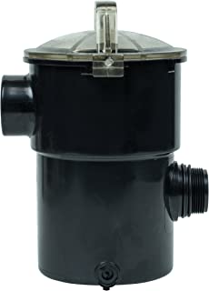 Rx Clear Replacement Strainer Housing for Hayward Pumps - Complete with Basket, Lid and O-Ring