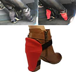Protection du talon des bottes pour protéger les c