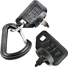 (2 Pack) Bobcat Ignition Switch Key JZT ProCat Z ZT200 ZT219 ZT223 ZT225 ZT226 ZT227 ZT228 - HD Switch