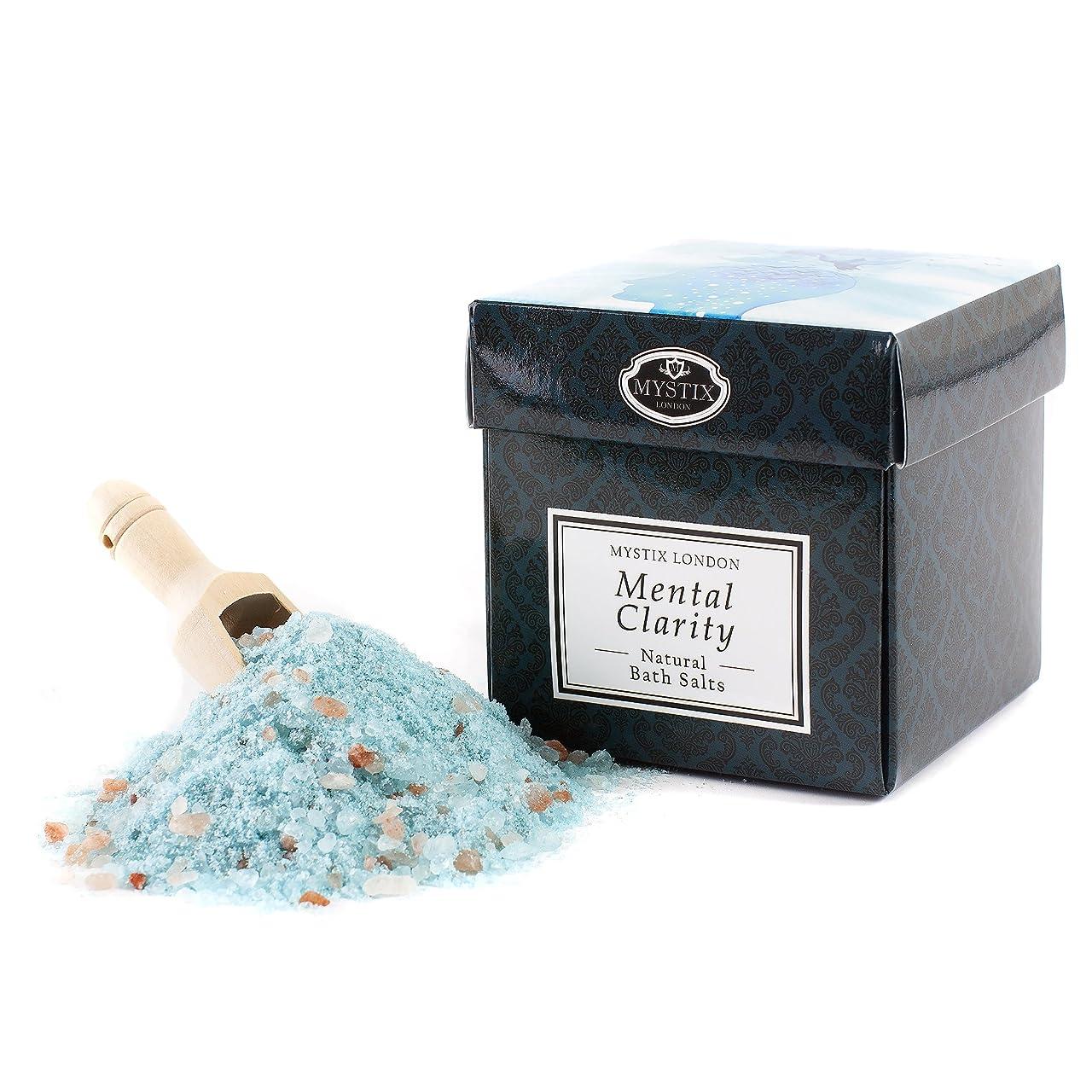 火傷老人縮約Mystix London | Mental Clarity Bath Salt - 350g