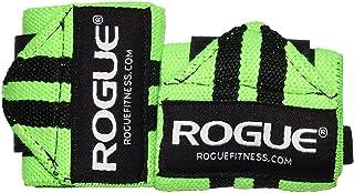 ROGUE FITNESS ローグ リストラップ 24インチ CrossFit クロスフィット フリーウェイト (ライムグリーン×ブラック) [並行輸入品]