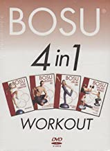 BOSU: 4 in 1 Workout (DVD only - no Balance Trainer included0