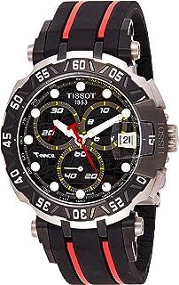 Tissot - Reloj analógico para Hombres de con Correa en Caucho T0924172705100