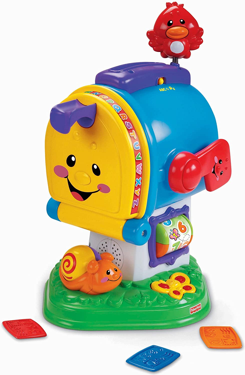 FisherPrice Laugh & Learning Letters Mailbox