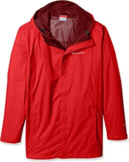 Columbia Men's Big and Tall Watertight Ii Jacket, Red...