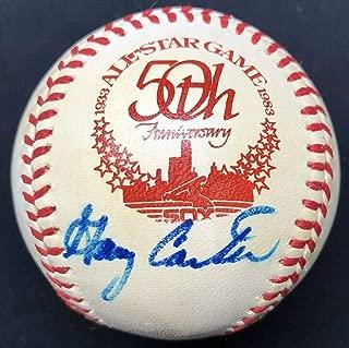 Signed Gary Carter Baseball - 1983 All Star Game - PSA/DNA Certified - Autographed Baseballs