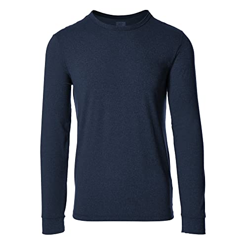 c42d2ab5a55c Mens Cool Crew Neck Long Sleeve Wicking Tee Shirt