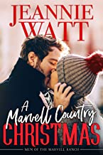 A Marvell Country Christmas (The Men of Marvell Ranch Book 2) (English Edition)