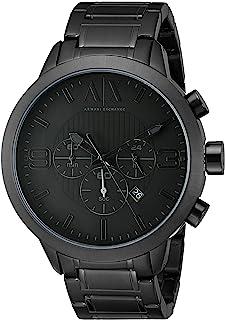 Armani Exchange Men's AX1277  Black  Watch