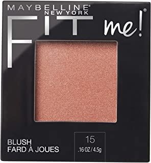 Maybelline New York Fit Me Blush, Nude, 0.16 fl. oz.