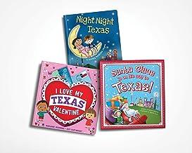 Texas Books for Kids Gift Set