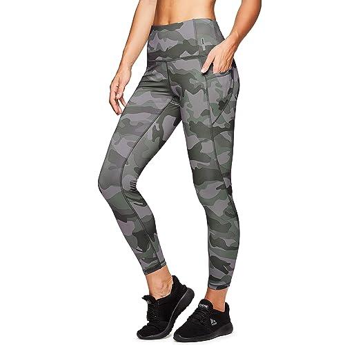 15fb5c273b RBX Active Women's Camo Workout Yoga Leggings
