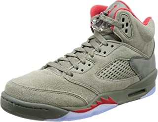 Jordan BigKids Air 5 Retro Basketball Shoe
