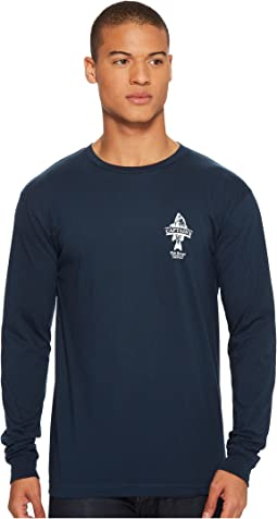 Captain Fin - Vera Cruz Long Sleeve Tee