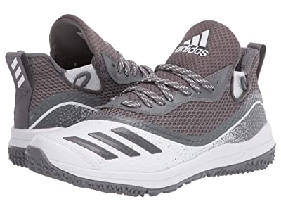 adidas Icon V Turf (Grey Four/Grey Four/Footwear White) Men